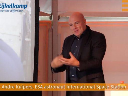 The World of Royal Eijkelkamp met Andre Kuipers